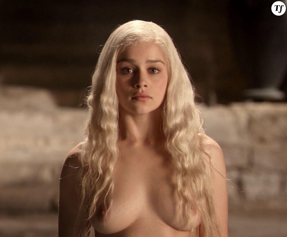 Le personnage de Daenerys Targaryen dans la série Game of Thrones