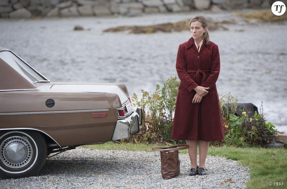 Dans Olive Kitteridge, Frances McDormand incarne une héroïne revêche et passionnante