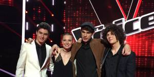 Gagnant The Voice 2015 : revoir la victoire de Lilian Renaud sur TF1 Replay
