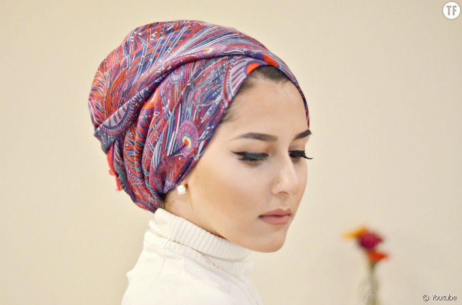 "Dina Toki-O, la plus célèbre des ""hijabistas"""
