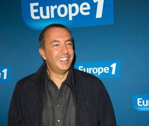 L'animateur d'Europe 1 Jean-Marc Morandini