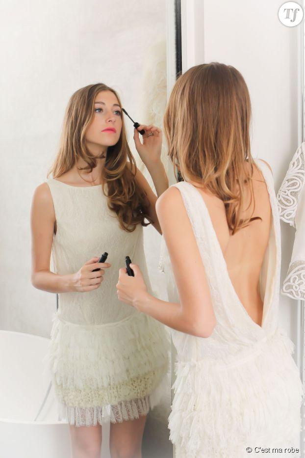 C'est ma robe, pour louer une robe de mariée à petit prix.