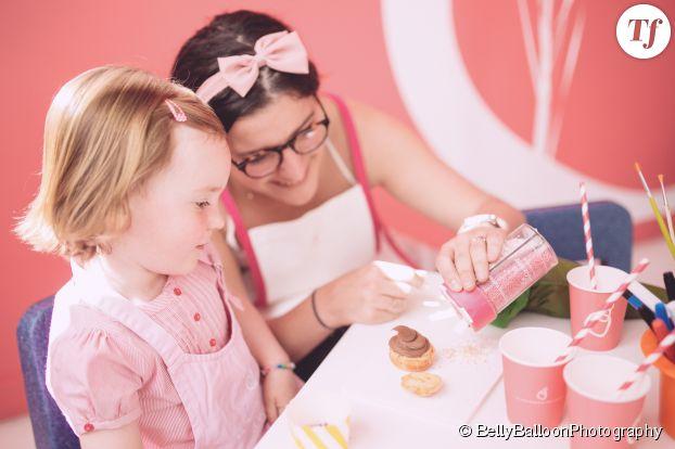 Les ateliers pour enfants de La pâtisserie des rêves.