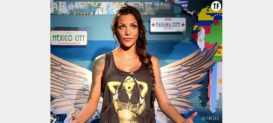 Julia des Anges de la téléréalité saison 7