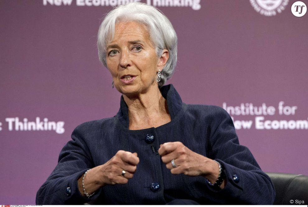 Comme l'an passé, Christine Lagarde est la première Française. La directrice du Fonds monétaire international occupe la 6e place du classement.