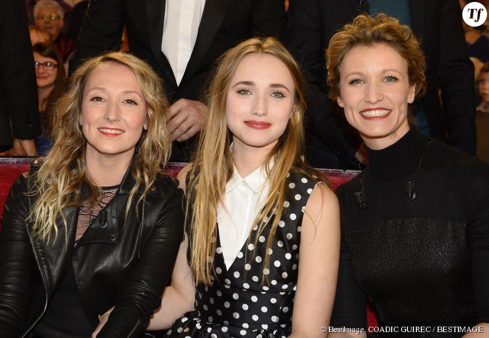 Audrey lamy chlo jouannet et alexandra lamy for Famille dujardin