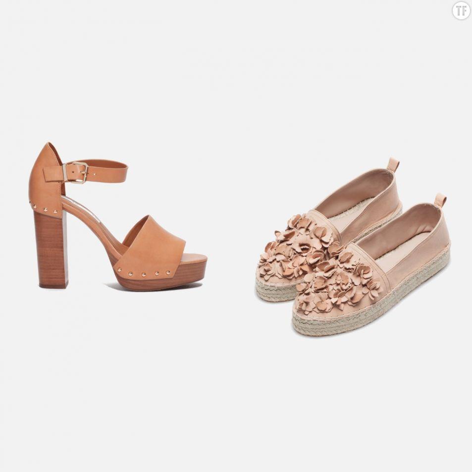 Les chausssures de l'été 2015