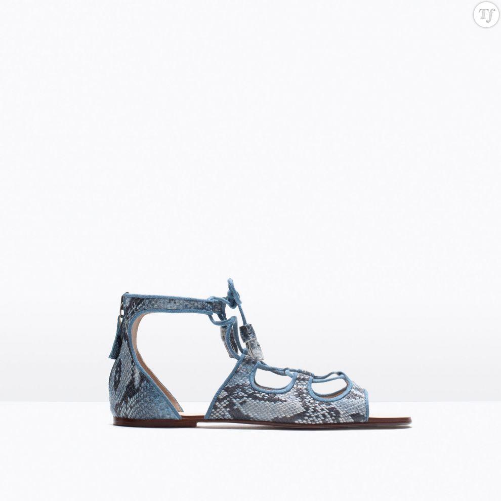 Nu-pieds Zara