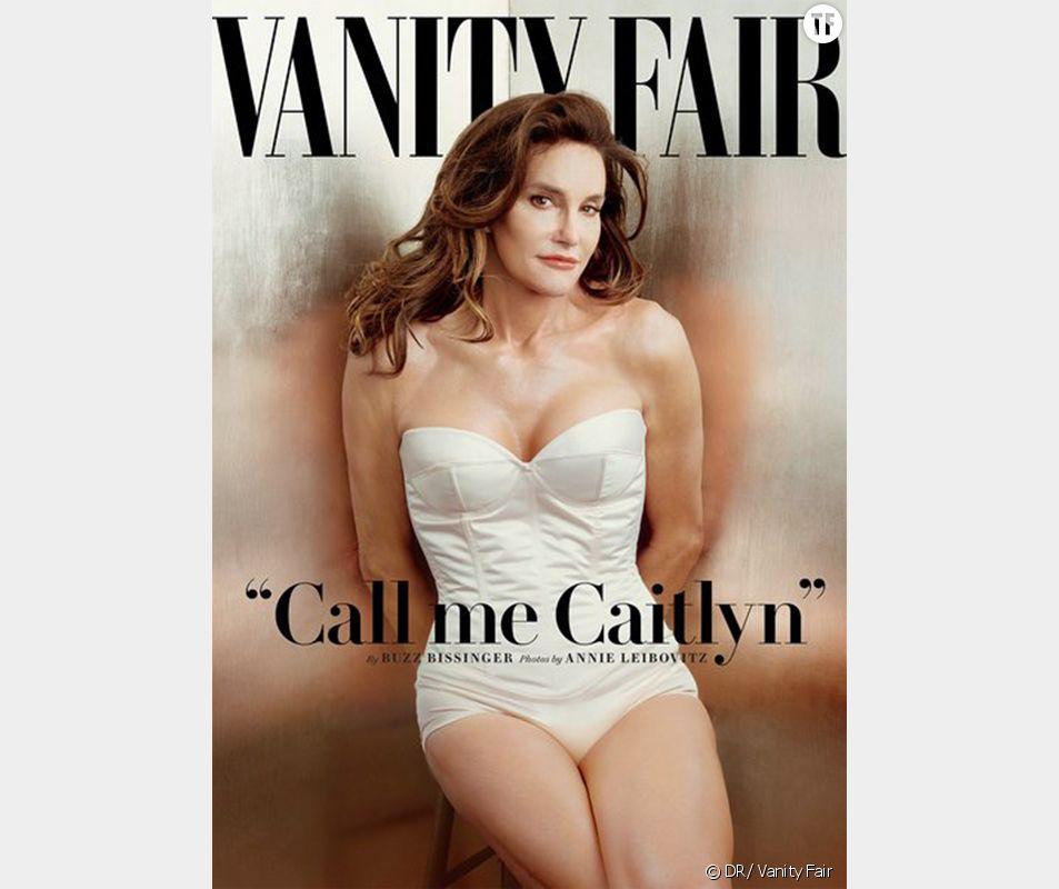 """La couverture de """"Vanity Fair"""" avec Caitlyn Jenner"""