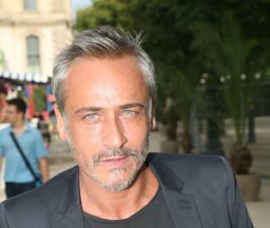 Jean-Michel Tinivelli lors de l'ouverture de la fête des Tuileries 2014 à Paris