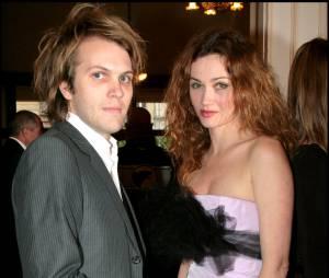 Florian Zeller et Marine Delterme aux Molières en 2007.