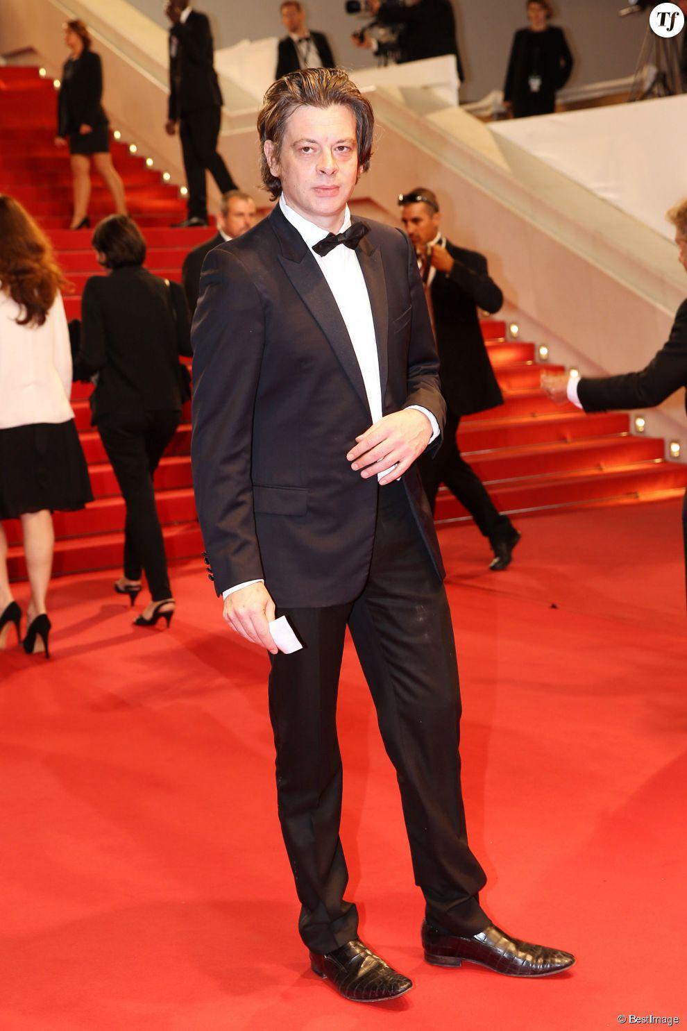 Benjamin Biolay au 68e Festival de Cannes