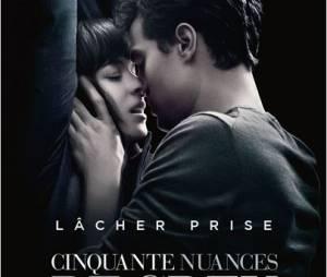Les affiches françaises du film 50 nuances de Grey