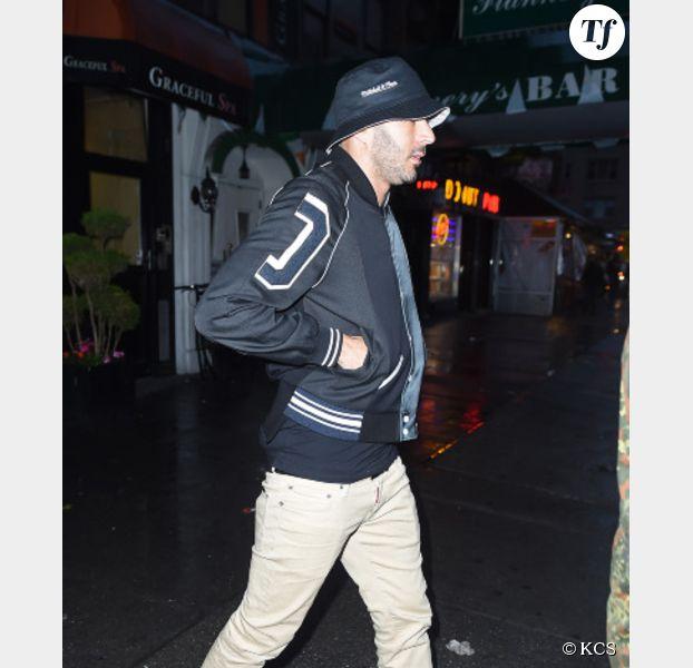 Karim Benzema et Rihanna dinent ensemble a New York