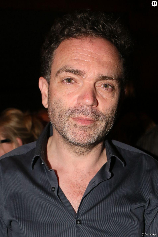 Yann Moix à la soiré de lancement du livre de Laurent Ruquier