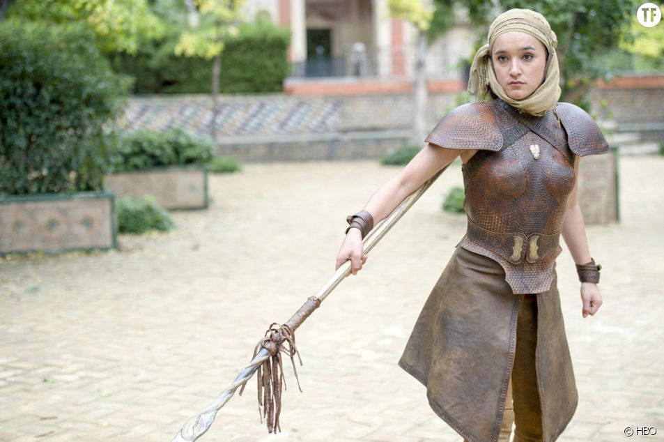 Sand Snakes dans Game of Thrones