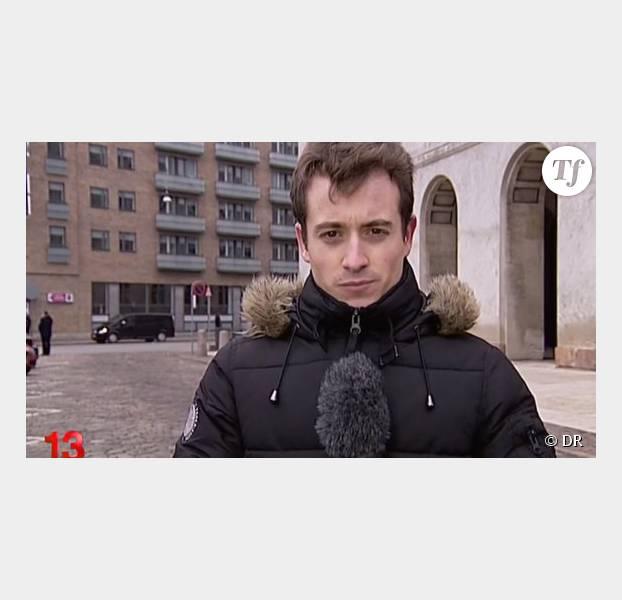Hugo Clément sur France 2