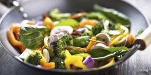 La recette inratable du wok de légumes
