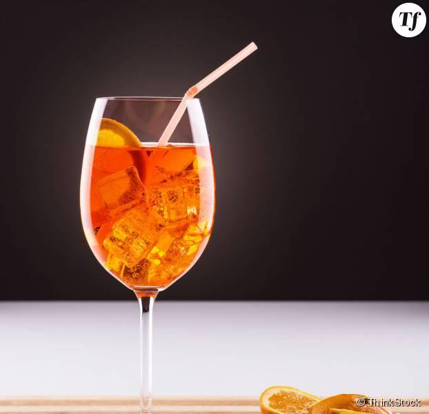 Comment préparer un cocktail spritz ?