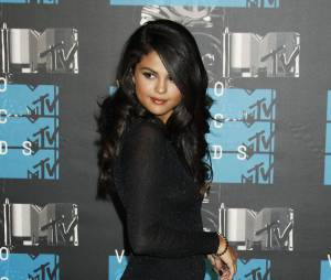 Selena Gomez à la soirée des MTV Video Music Awards à Los Angeles le 30 aout 2015.