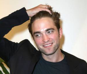 "Robert Pattinson à la première de ""Heaven Knows What"" à New York, le 18 mai 2015"