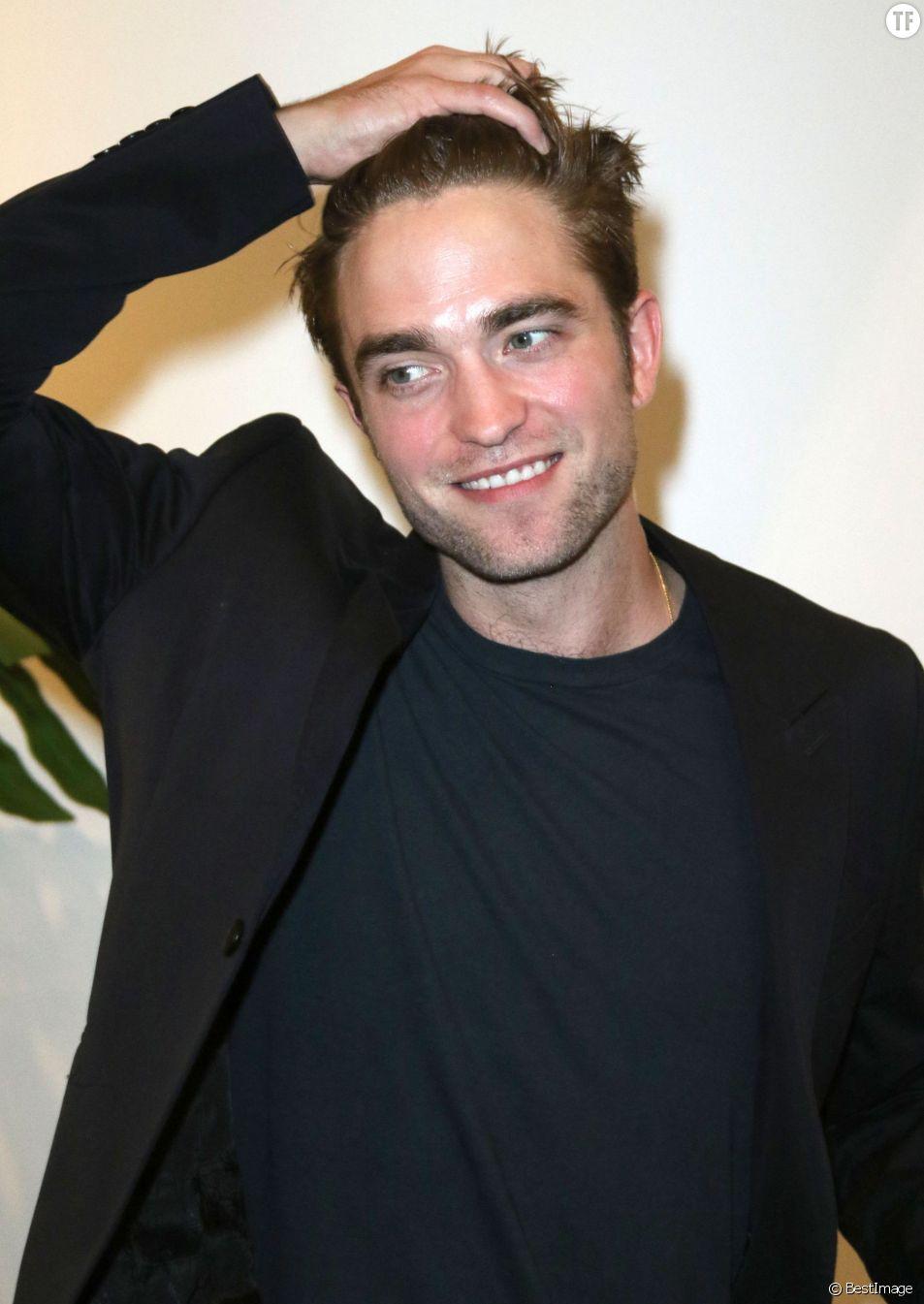 """Robert Pattinson à la première de """"Heaven Knows What"""" à New York, le 18 mai 2015"""