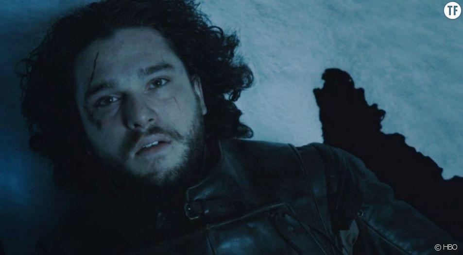 Game of Thrones saison 6 : Kit Harington est toujours sous contrat