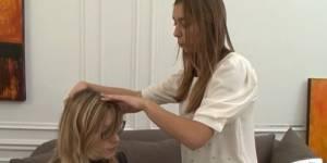 Faire un shampoing antichute des cheveux (tuto vidéo)