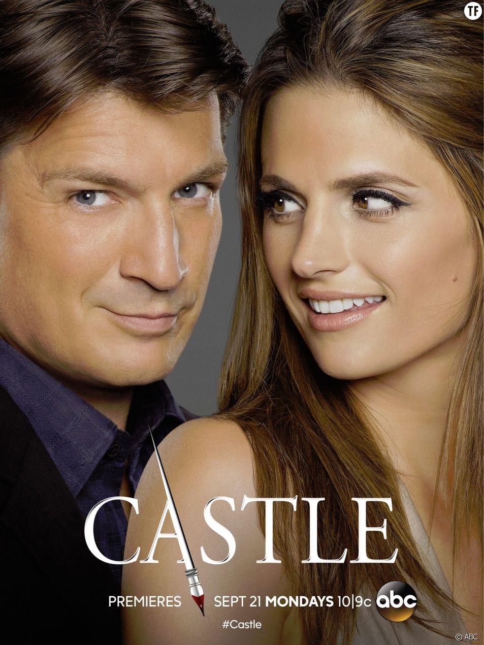 Castle saison 8 : date de diffusion et problèmes de couple pour Kate et Rick