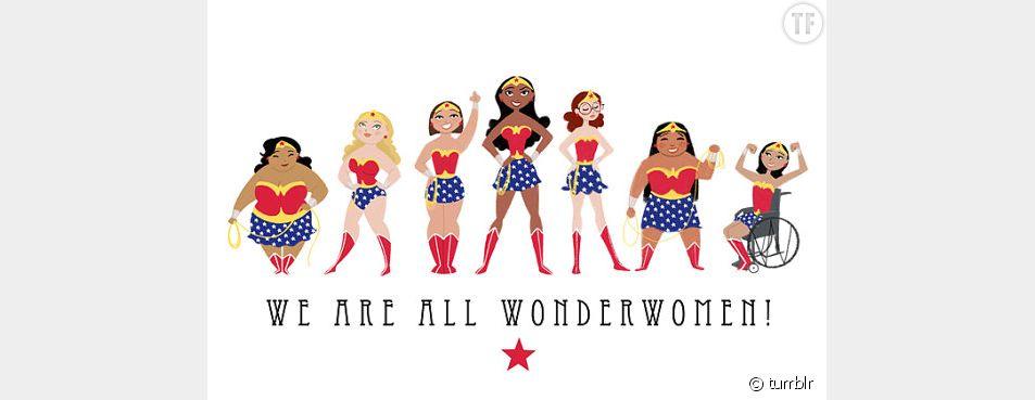 Halte au body shaming : nous sommes tou.te.s des Wonder Women !