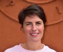 """Alessandra Sublet : """"J'aimerais rester à TF1 le plus longtemps possible"""""""
