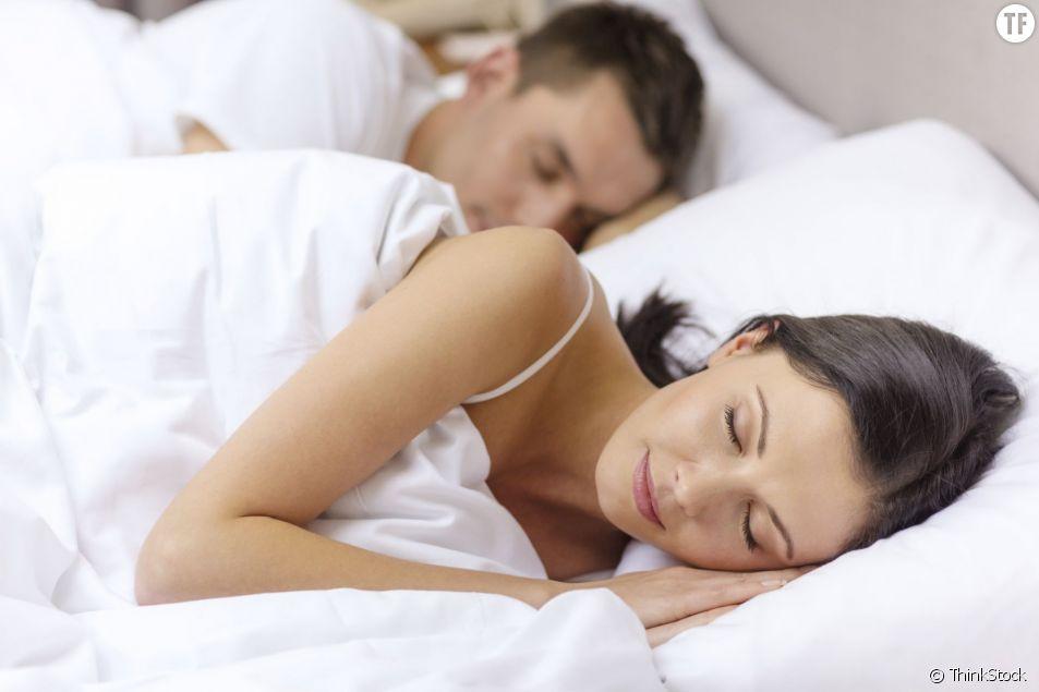 La position dans laquelle vous vous endormez a une signification. Oui, mais laquelle ?