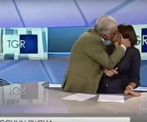 Il embrasse de force une présentatrice en direct à la télé : pourquoi cela ne nous fait pas rire