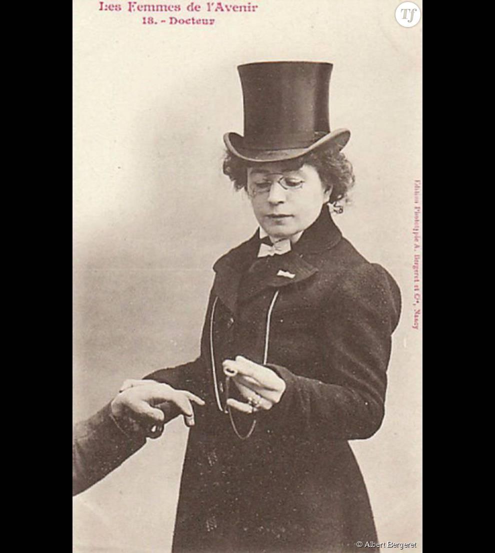 Une femme docteur : un destin inimaginable au début du XXème siècle...