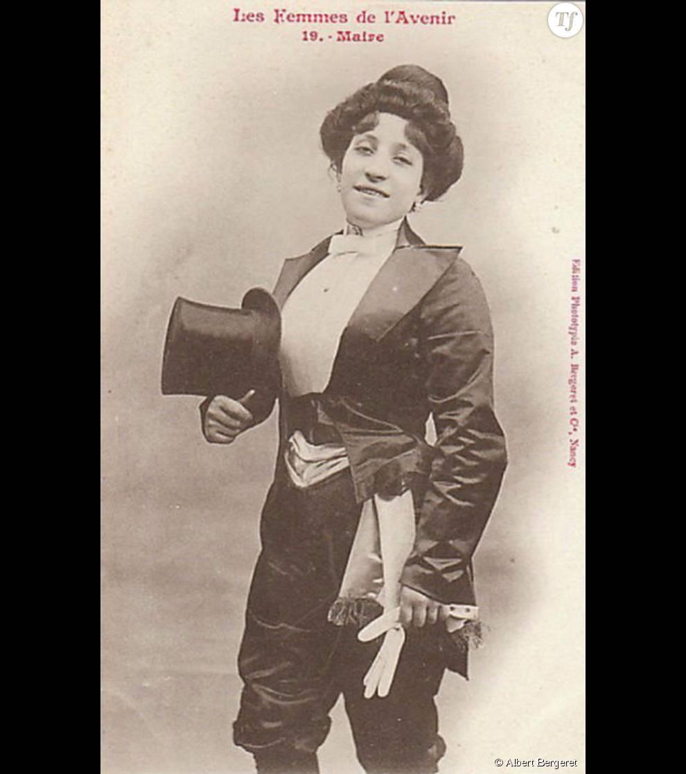 Les femmes n'étaient pas destinées à entrer en politique en 1902.