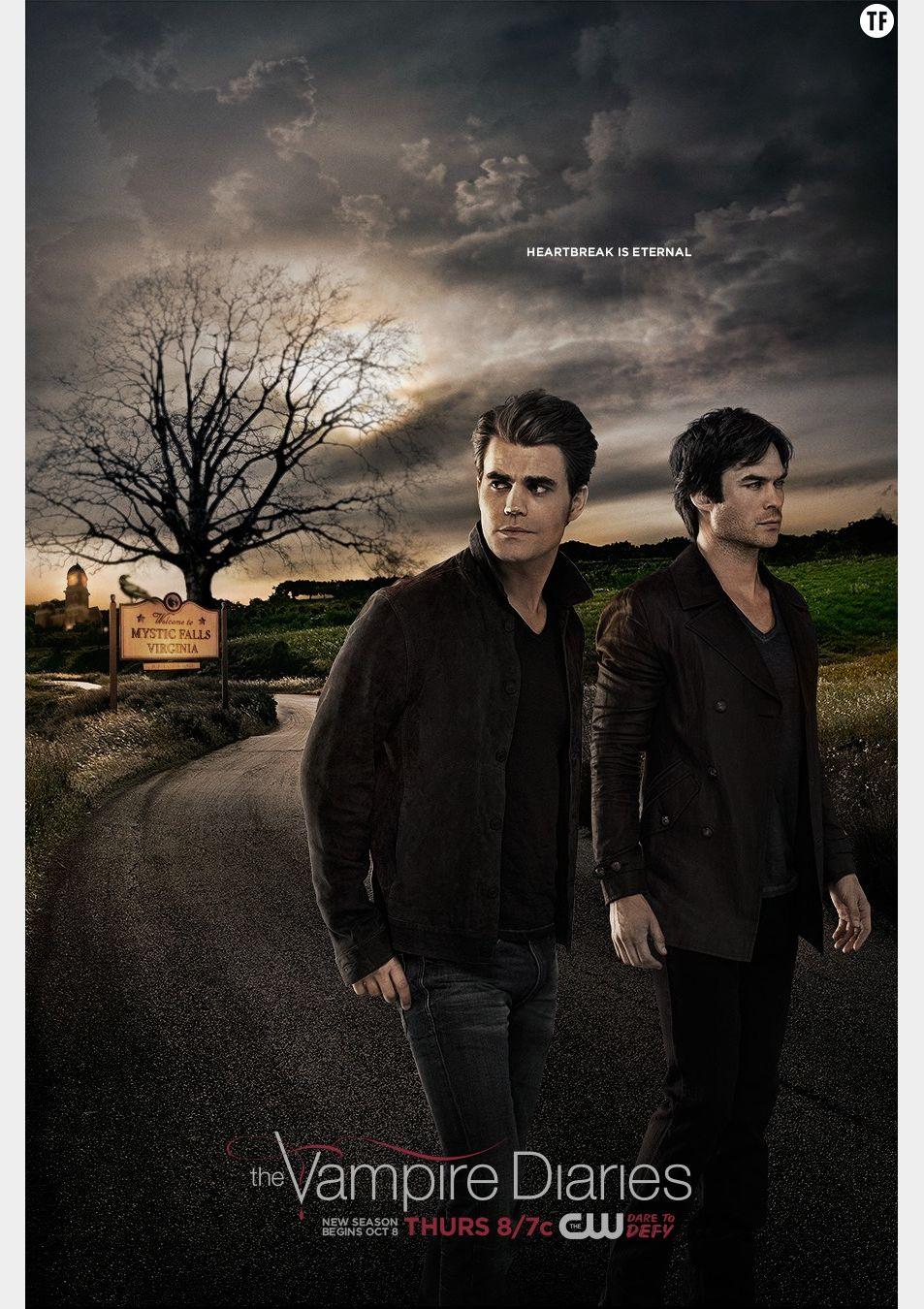 Vampire Diaries, poster saison 7