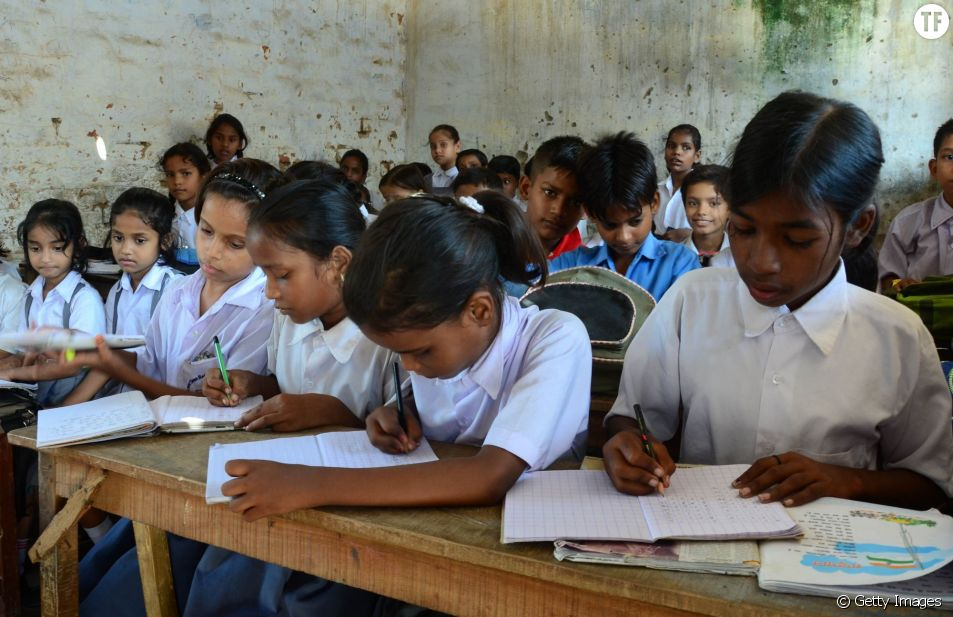 Une association a mis en place un programme exceptionnel dans une école de Bombay, pour faire accepter la parité et changer la mentalité des indiens.