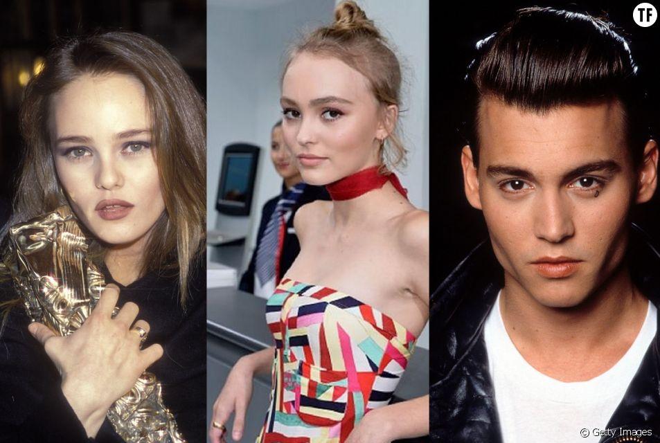 A qui Lily-Rose Depp ressemble-t-elle le plus, Johnny Depp ou Vanessa Paradis ?