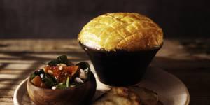 Mini-tourtes au potimarron, patate douce et cheddar : la recette gourmande
