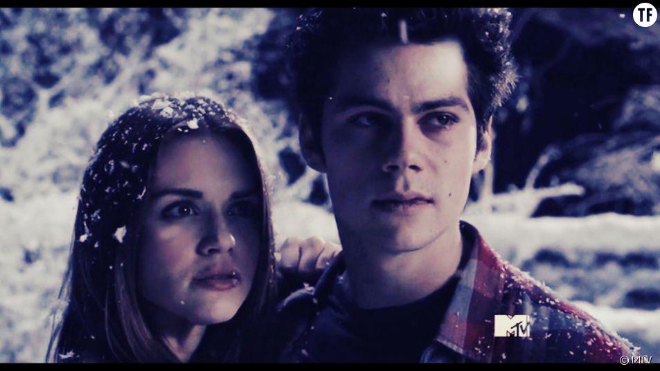 """Le couple Lydia-Stiles sera-t-il enfin d'actualité dans la suite de la saison 5 de """"Teen Wolf""""."""