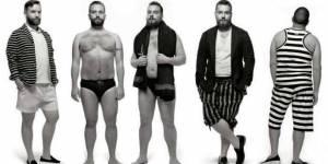 """Mannequins """"plus size"""" : où sont les hommes ?"""