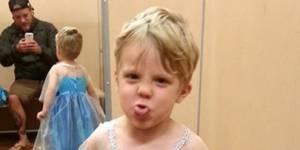 Comment réagir quand son petit garçon veut se déguiser en Reine des Neiges ?