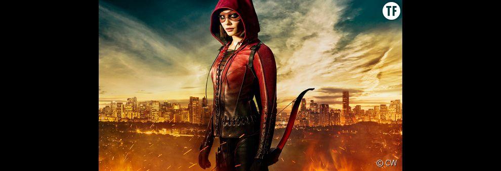 Speedy dans la saison 4 de Arrow. Thea peut-elle mourir ?