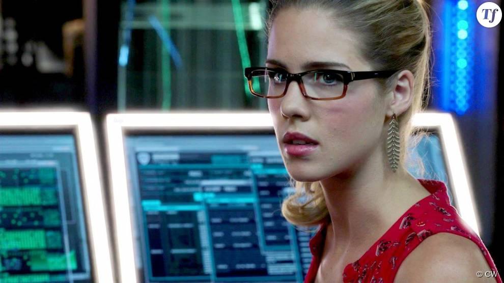 Felicity est-elle en danger de mort dans la saison 4 de Arrow ?