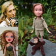 La primatologue et anthropologue britannique Jane Goodall