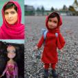 La militante pakistanaise et Prix Nobel de la paix Malala Yousafzai