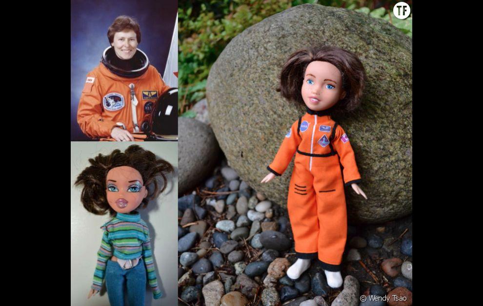 La première astronaute canadienne Roberta Bondar