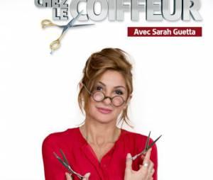 Coiffure no l 2016 une barrette brillante sur un chignon for Sarah guetta salon