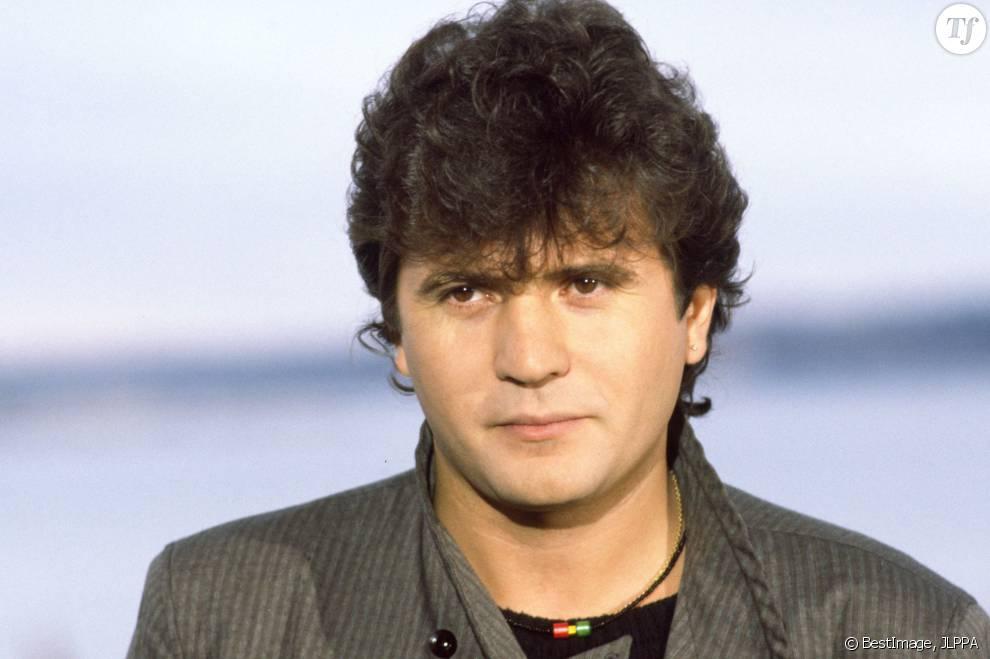 Daniel Balavoine en 1980