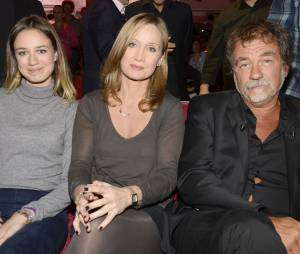 Zoé Marchal, Catherine Marchal et Olivier Marchal